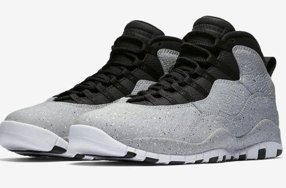 huge selection of 12c1c 9358e Release Date: Air Jordan 10 Cement | Air Jordans | Air ...