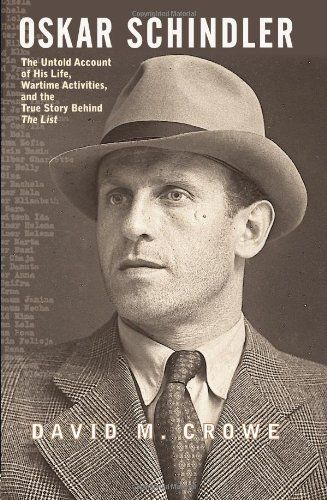 Oskar Schindler (28 April 1908 – 9 October 1974) was an ethnic German industrialist born in Moravia, which was that time part of Austria-Hungary. He is credited with saving over 1,100 Jews during the Holocaust by employing them in his enamelware and ammunitions factories, which were located in what is now Poland and the Czech Republic respectively.