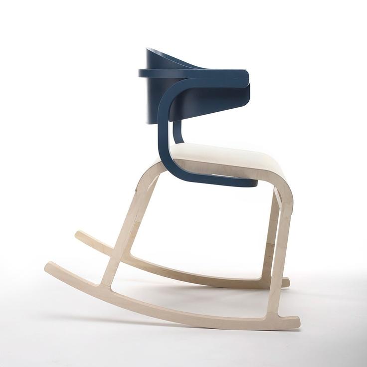 perch rocking chair blue furniture m bel pinterest furniture und m bel. Black Bedroom Furniture Sets. Home Design Ideas