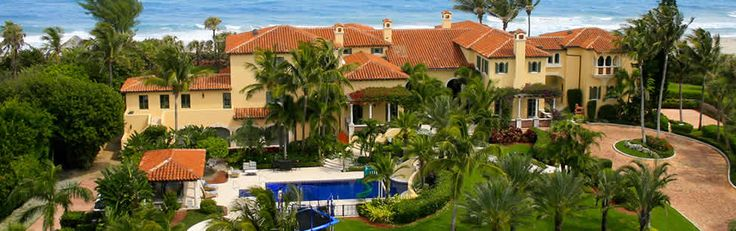 22 best images about miami mansions dream homes on for Big houses in miami