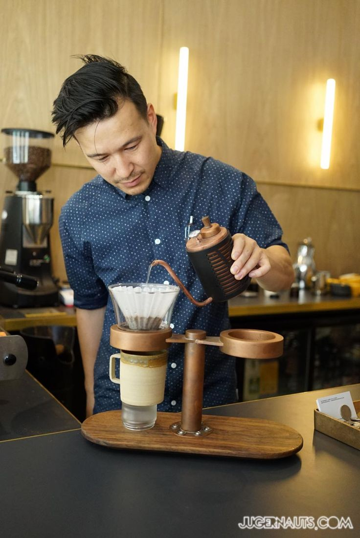 DanYee Manual Pour Coffee  Artificer Specialty Coffee Bar & Roastery Surry Hills