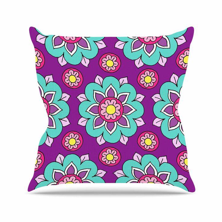 Cynthia Rowley Fringe Pillows: 1000+ Ideas About Purple Throw Pillows On Pinterest