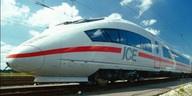 DB Bahn รถไฟในเยอรมัน