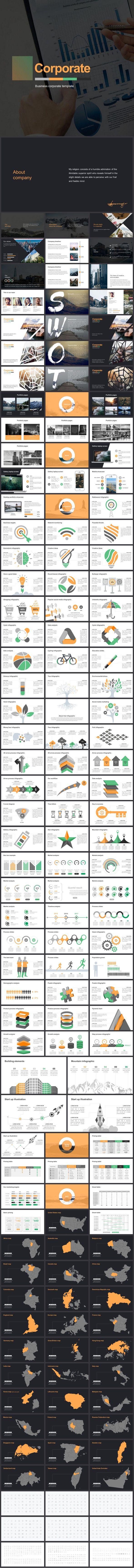 Corporate Business Google Slides Template — Google Slides PPTX #dreams #value proposition • Download ➝ https://graphicriver.net/item/corporate-business-google-slides-template/19196441?ref=pxcr