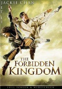 The Forbidden Kingdom (2008): Jackie Chan & Jet Li in a fantasy adventure based on Chinese Mythology.