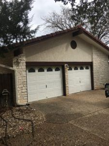 Residential Garage Door Replacement Austin Texas