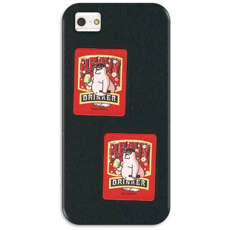 Looking at 'Mobile Screen Cleaner Family Guy Peter HEAVY DRINKER 2 Pack | SHOP.CA - Tech Tats' on SHOP.CA