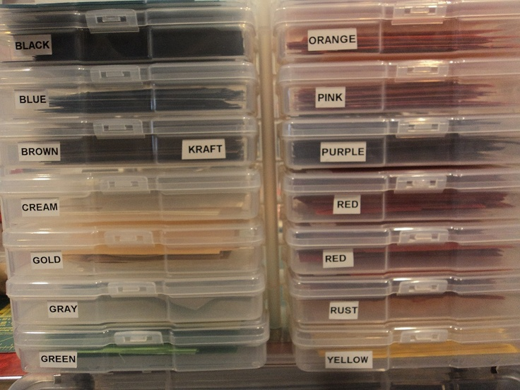 15 Best Iris Boxes Images On Pinterest Storage Craft Room Storage