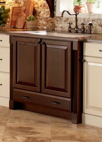 186 best images about kitchen remodel ideas on pinterest for Kraftmaid coreguard