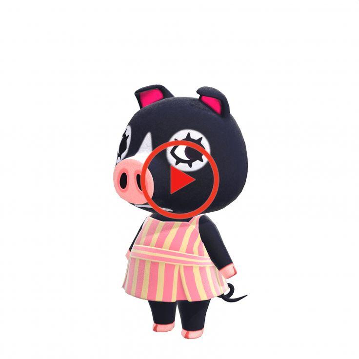 250 High Resolution Animal Crossing: New Horizons Villager ...