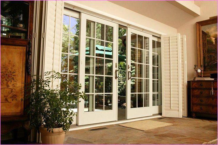 Wood Panel Door   Pine French Doors   White Bedroom Door ...