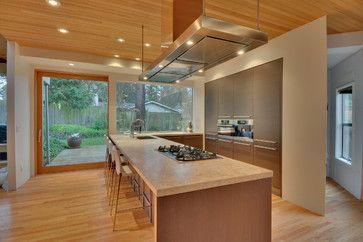 Shoreline Residence - modern - kitchen - seattle - Verge Architecture & Design, LLC