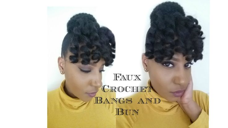 ... Hairstyles on Pinterest Protective styles, Buns and Crochet marley
