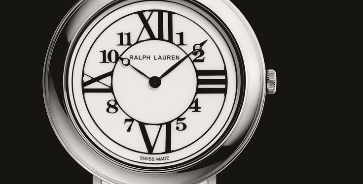Ralph Lauren Introduces the RL888 Timepiece Collection for Women