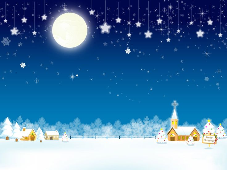 Christmas Moon WallPaper HD - http://imashon.com/w/christmas-moon-wallpaper-hd.html