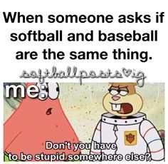 Image result for softball quotes funny