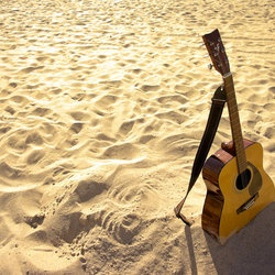beach chilling music
