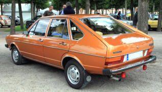 1978 - 1980 Volkswagen Passat  Classic Volkswagen cars