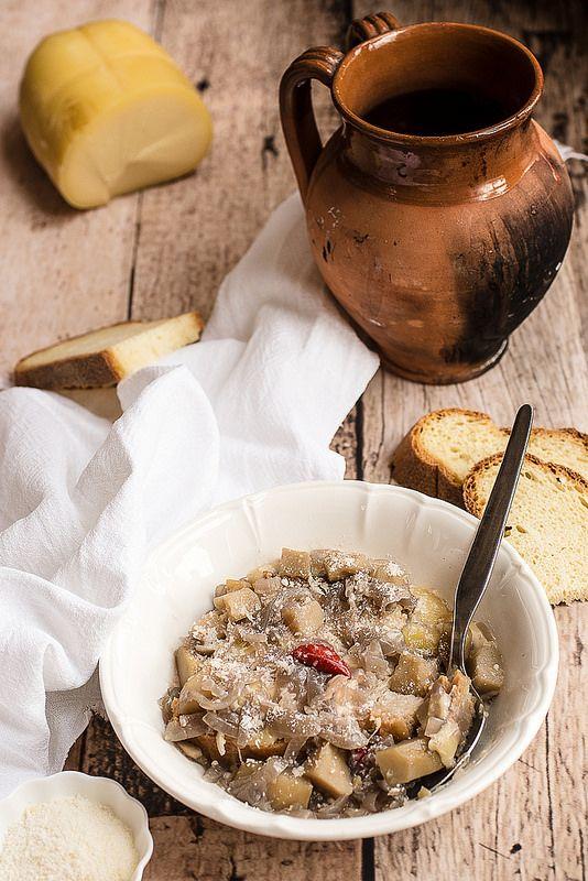 Licurdia, zuppa di cipolle alla calabrese - Teresa Balzano