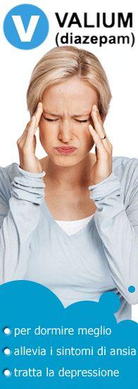 Valium Diazepam 10 mg favorisce il sonno ? Dove acquistare Valium?