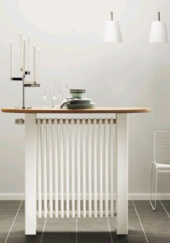 Hot-water bench radiator DELTA BAR RADSON