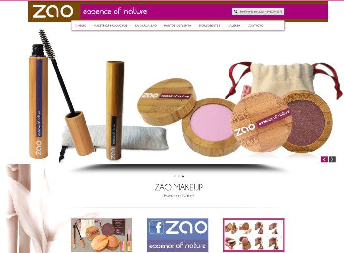 Bambú en la formula, rico en silicio,  y en el packaging.