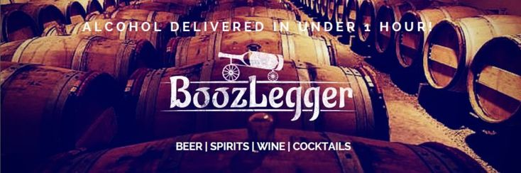 Boozlegger is New App for Liquor Delivery in Toronto #beer trendhunter.com