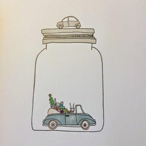 cat & bjørn: Diverse kjøretøy