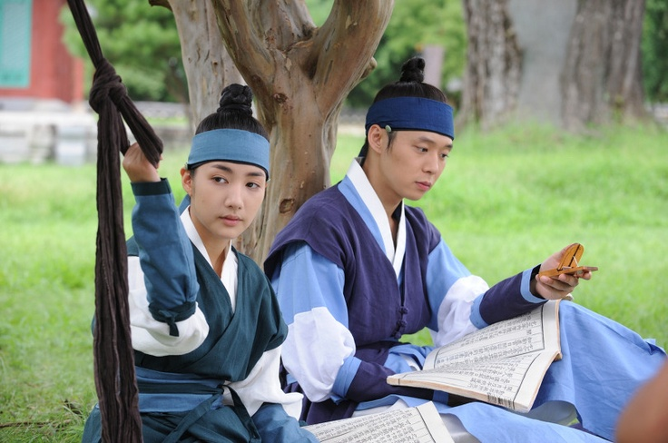 "South Korean Dorama ""Sungkyunkwan Scandal"""