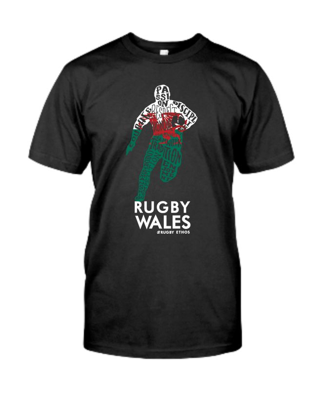 Wales Rugby Shirt!