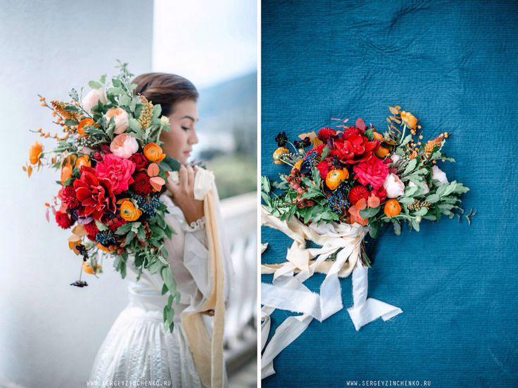Fine art photo bride