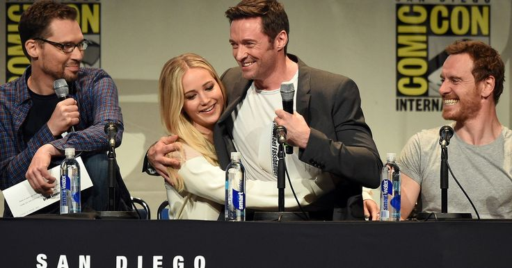 'X-Men: Apocalypse' Comic-Con Panel Highlights & Footage Description -- Director Bryan Singer brought the cast of 'X-Men: Apocalyse' to San Diego Comic-Con to reveal the first footage of the superhero seuqel. -- http://movieweb.com/x-men-apocalypse-comic-con-panel-video/