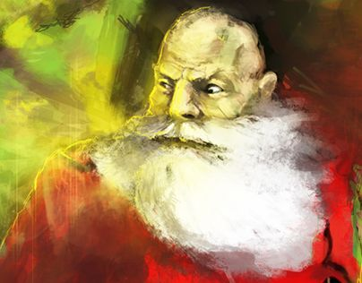 "Check out new work on my @Behance portfolio: ""After Santa"" http://be.net/gallery/32549325/After-Santa"