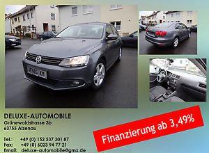 Volkswagen Jetta 1.6 TDI ** NAVI - MULTI - 2xPDC - ALU **