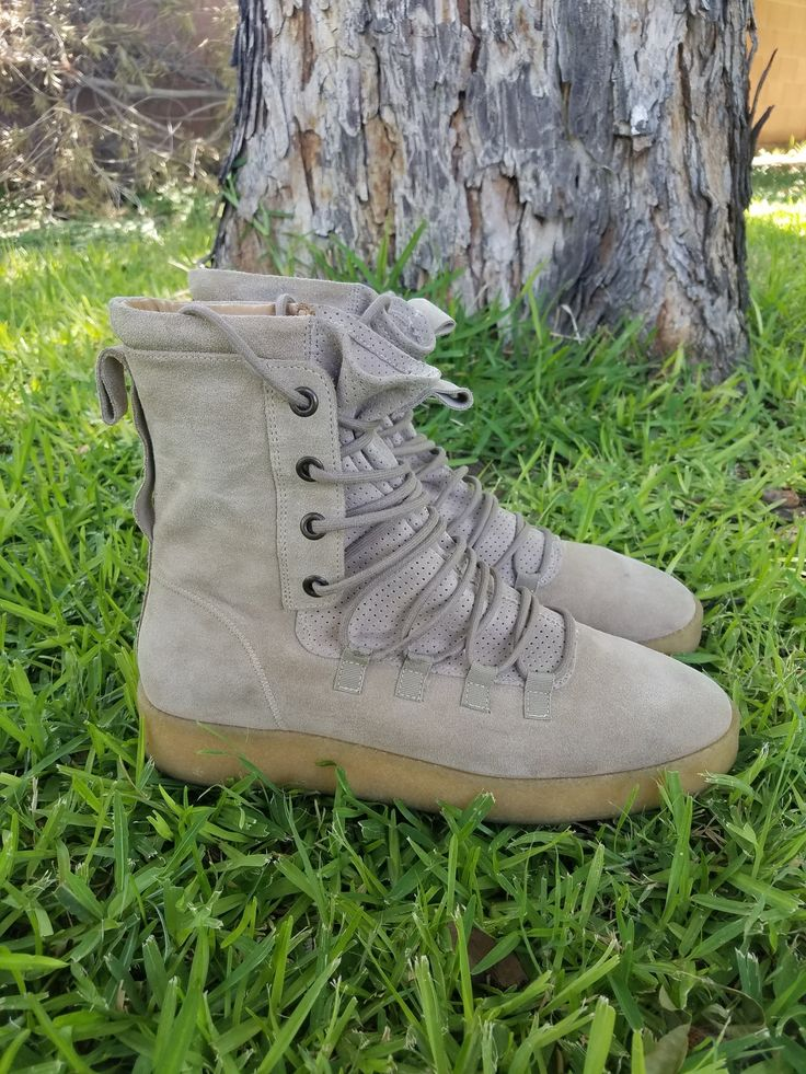 Represent Clo. Dusk Boot - Stone Size 10 - Boots for Sale - Grailed