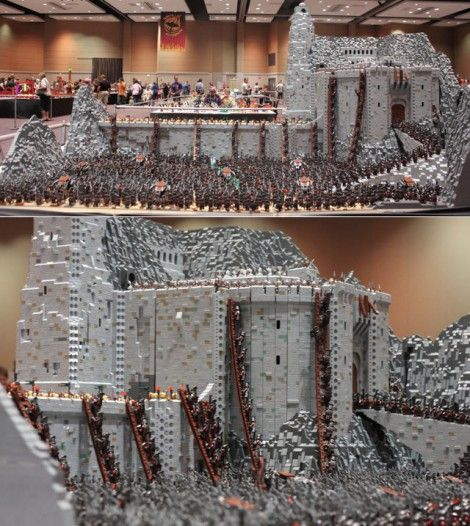 Here Are 39 Cool Things You Can Build With LEGO. #37 Is Incredibly Brilliant.