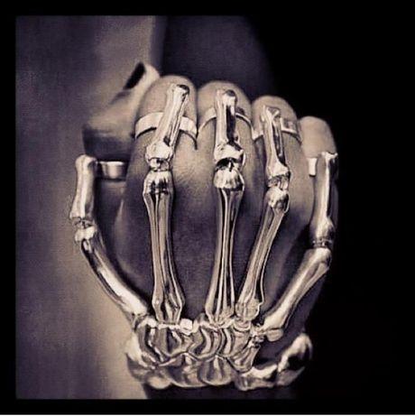 Boner hands....