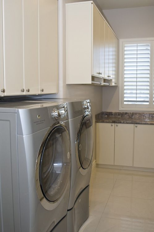 Melamine Laundry Room By Classy Closets. Keep Your Laundry Room Clean With  A Wipe