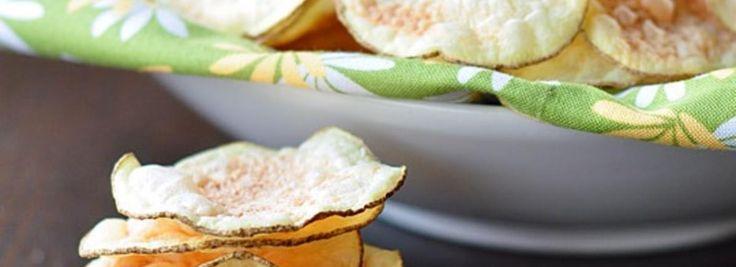Így készíthetsz egészséges házi chipset! Recept