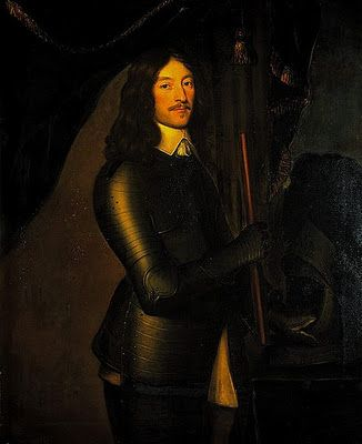 My 14th Great-grandfather, John Stewart, 1st Earl  of Atholl in Scotland.  Oldest child born to Joan Beaufort (widow of King James I) and her second husband, James, the Black Knight of Lorn.