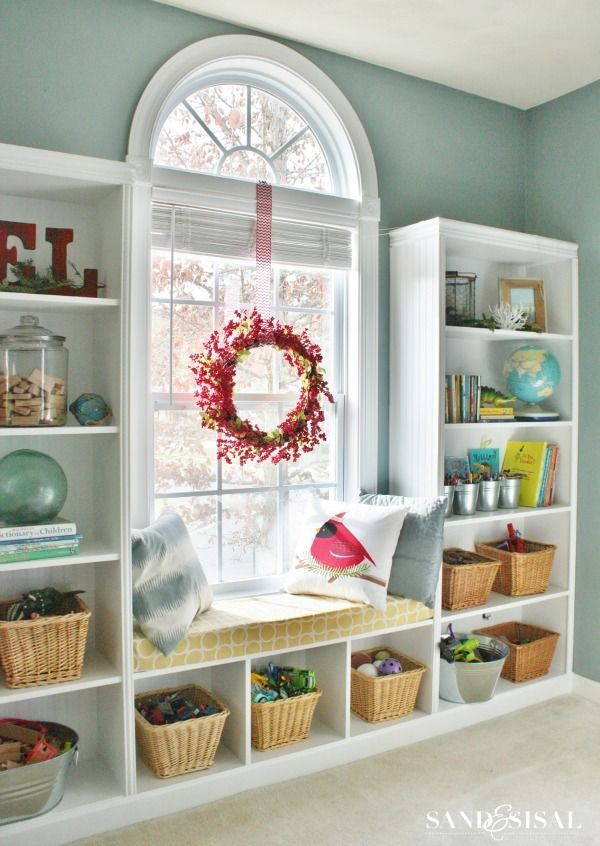 Christmas in the Playroom