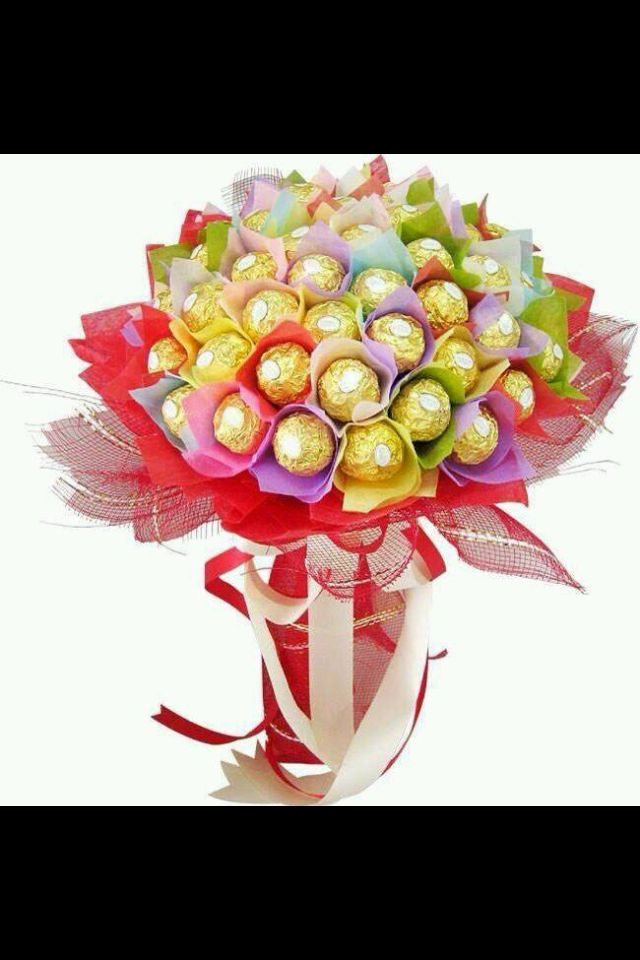 8 best Mother\'s Day edible bouquet ideas images on Pinterest | Candy ...