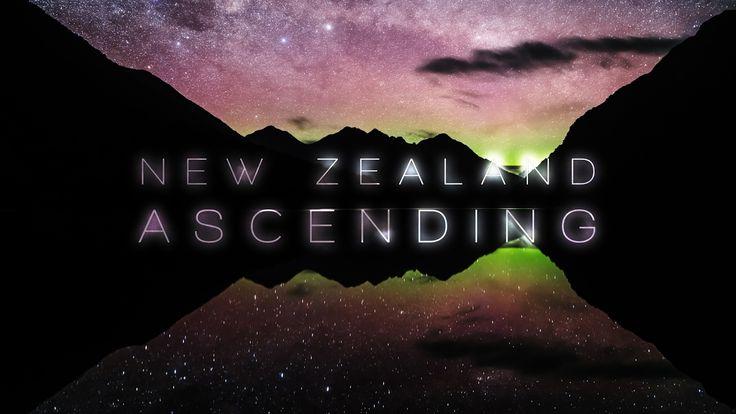 NEW ZEALAND ASCENDING | 8K
