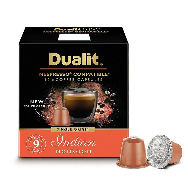Dualit NX Indian Monsoon Capsules 60pk., Multicolor 커피