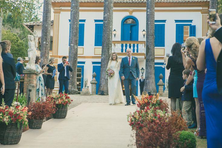 Casamento no interior em uma fazenda | Gabriela + Paulo