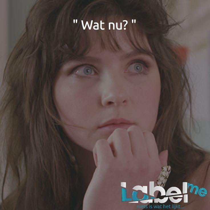 """"""" Wat nu? """"  #LabelMeFilm #behind_the_scenes MEER_ZIEN? #LMF"""