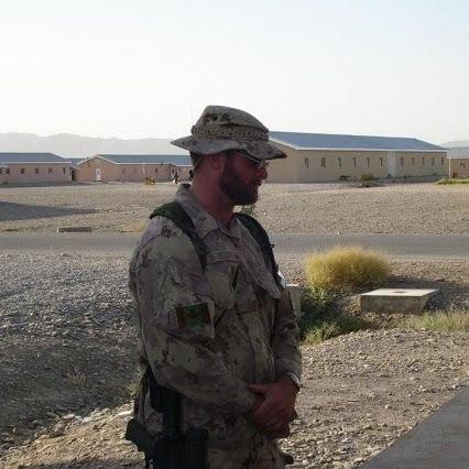 Henry Cloutier, Afghanistan   2007
