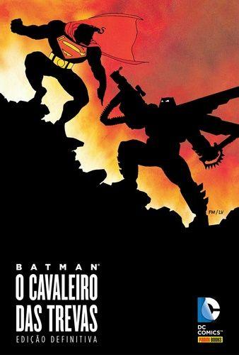 4. Batman - O Cavaleiro das Trevas. Writer/Artist: Frank Miller. A história, mostra um Cavaleiro das Trevas envelhecido e amargurado voltando à ativa após anos de aposentadoria, ultrapassou as fronteiras do que se convencionava considerar 'histórias em quadrinhos', estabelecendo novos parâmetros, tanto em narrativa como em temática, e influenciando tudo o que veio depois.