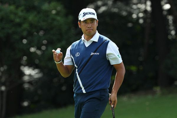 Hideki Matsuyama Photos Photos - Hideki Matsuyama of Japan reacts on the 7th hole during day four of the WGC - HSBC Champions at Sheshan International Golf Club on October 30, 2016 in Shanghai, China. - WGC - HSBC Champions: Day Four