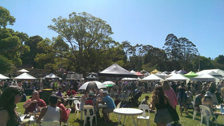 Sample Food Festival 2013 Bangalow was another great success this year!